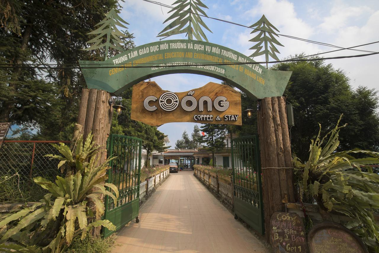 The coong cafe and homestay sapa