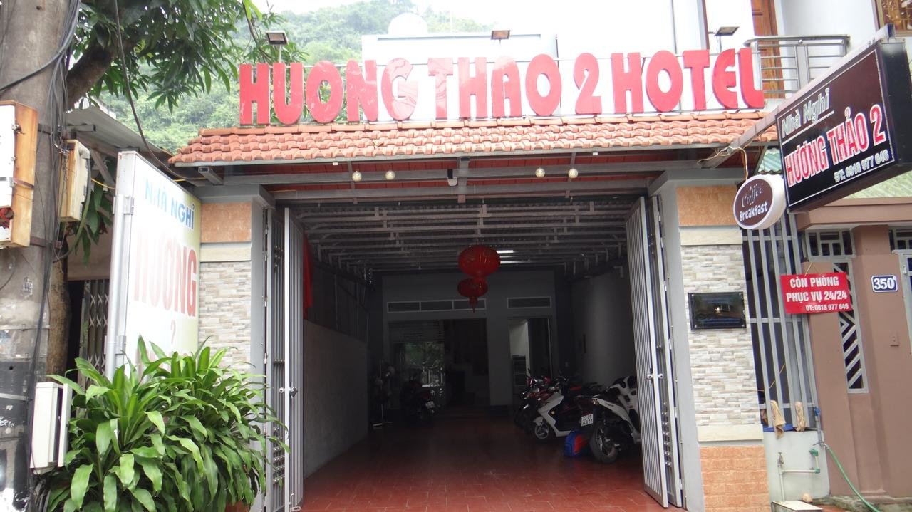 huong thao2 hotel (Motorbike For Rent )
